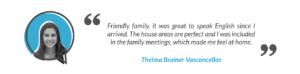 SayStay Homestay Student Testimonial - Thelma